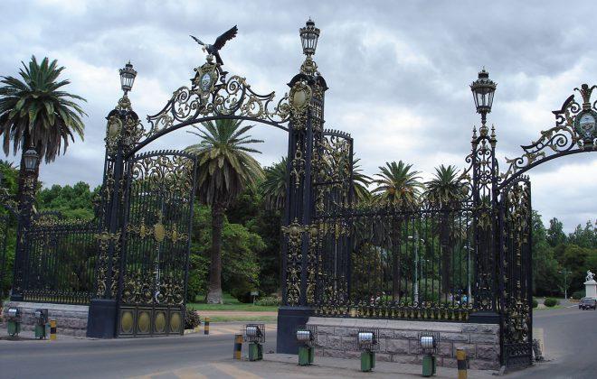 Mendoza_-_Park_gate